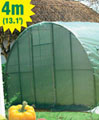 Теплицы дачные с покрытием из поликарбоната или пленки